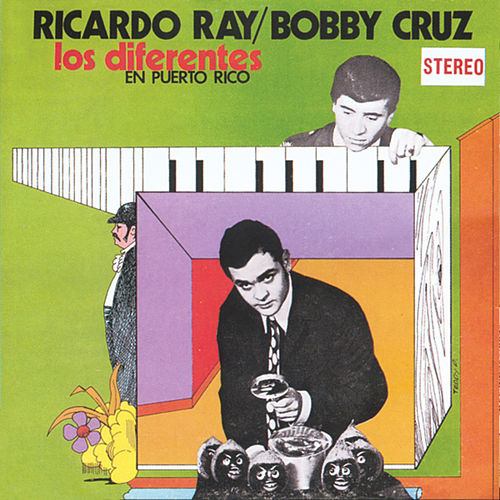 Play & Download Los Differentes En Puerto Rico by Ricardo Ray | Napster