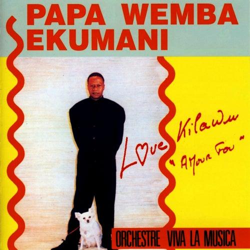 Play & Download Love Kilawu by Papa Wemba | Napster