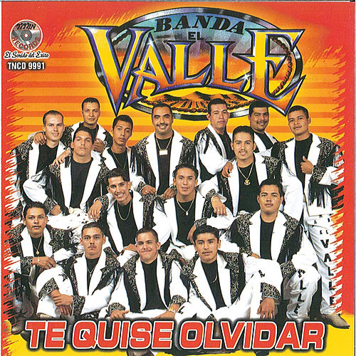 Play & Download Te Quise Olvidar by Banda El Valle | Napster
