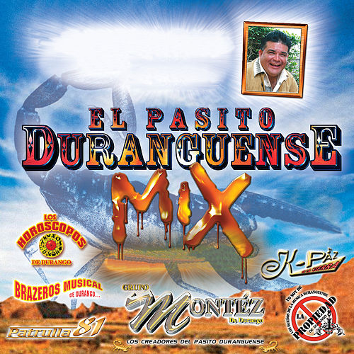 Play & Download El Pasito Duranguense Mix by Various Artists | Napster
