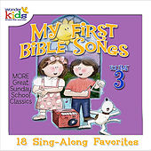 My First Bible Songs, Vol. 3 by Wonder Kids