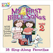 My First Bible Songs, Vol. 2 by Wonder Kids