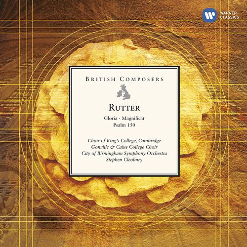 Play & Download Rutter: Gloria, Magnificat, Psalm 150 by Various Artists | Napster