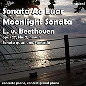 Sonata Ao Luar (feat. Michael Schneider) - Single by Ludwig van Beethoven