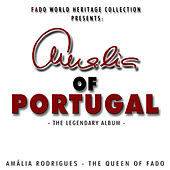 Amália of Portugal von Amalia Rodrigues