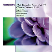 Play & Download Mozart: Flute Concertos, K. 313 & K. 314; Clarinet Concerto, K. 622 by Various Artists | Napster