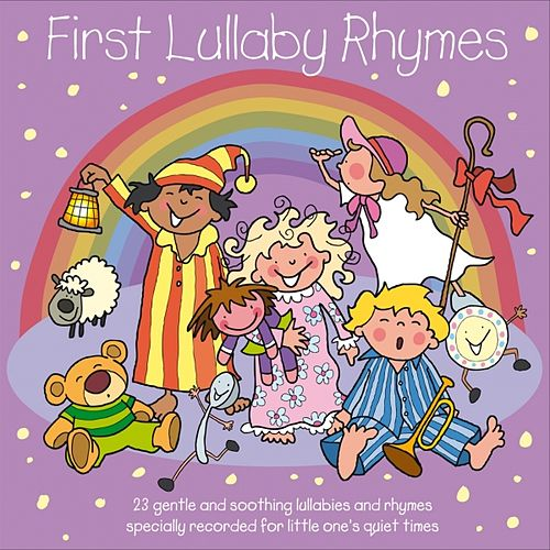 First Lullaby Rhymes by Kidzone