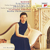 Tchaikovsky & Shostakovich: Violin Concertos by Midori