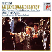 Puccini: La fanciulla del West by Placido Domingo