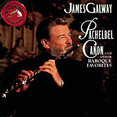 Pachelbel Canon & Other Baroque Favorites by James Galway