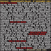 Play & Download This Is For When (Hammersmith Palais - 9th November 1981) by Bauhaus | Napster