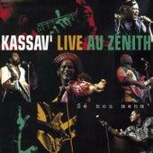 Se Nou Manm (Live Au Zenith) by Kassav'