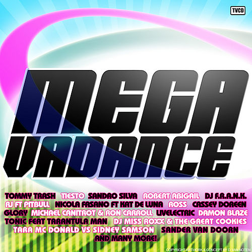Mega Va Dance by Various Artists