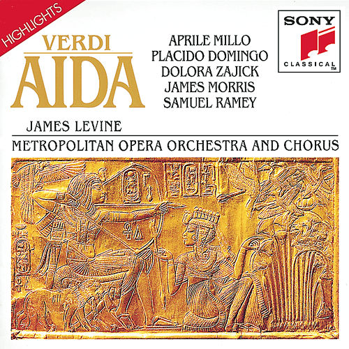 Aida 'Highlights' by Placido Domingo