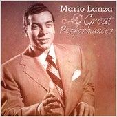 Great  Performances by Mario Lanza