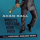 When It's Party-Time Down South by Adam Hall and the Velvet Playboys