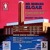 Sir Edward Elgar (The Sketches, Drafts And Recordings Of His Piano Concerto) by BBC Concert Orchestra