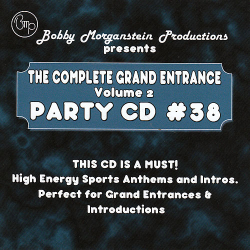 The Complete Grand Entrance Volume 2 Instrumental by Bobby Morganstein