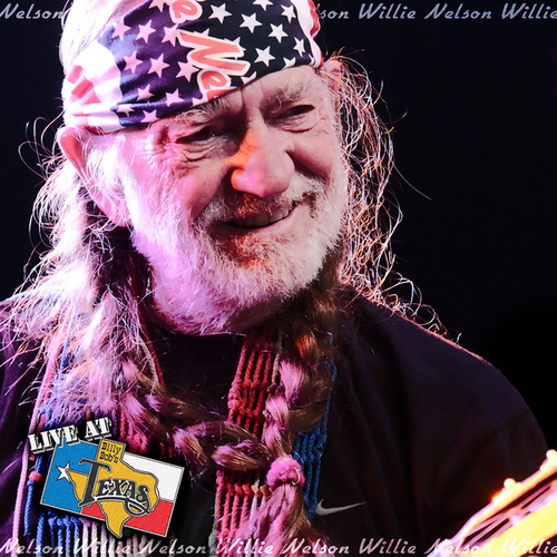 Live At Billy Bob's Texas by Willie Nelson