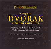 Play & Download Orchestral Masterpieces by Antonin Dvorak | Napster