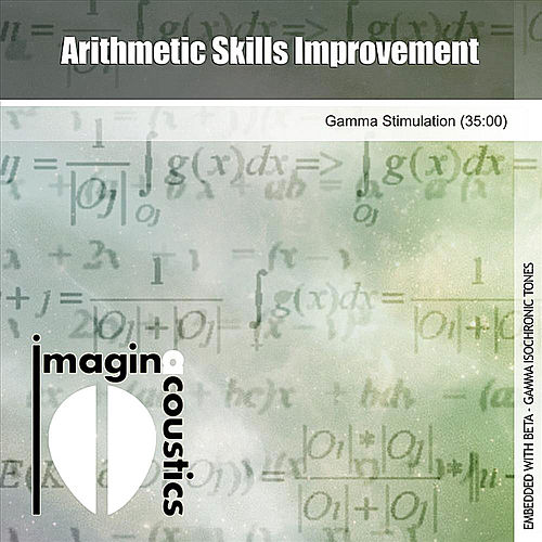 Arithmetic Skills Improvement by Imaginacoustics