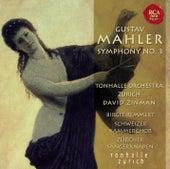 Mahler: Sinfonie Nr. 3 by David Zinman