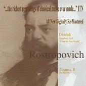 Rostropovich - Dvorak, Strauss by Various Artists