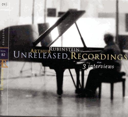 Rubinstein Collection, Vol. 82: Saint-Saëns, Chopin, Debussy, Schumann, Albèniz, Rubinstein Interview by Arthur Rubinstein