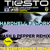 Love Comes Again / Flight 643 / Traffic by Tiësto