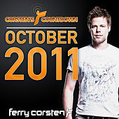 Play & Download Ferry Corsten presents Corsten's Countdown October 2011 by Various Artists | Napster