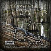 DJ Ro Presents The Dirty South Boyz, Vol. 2 by Various Artists