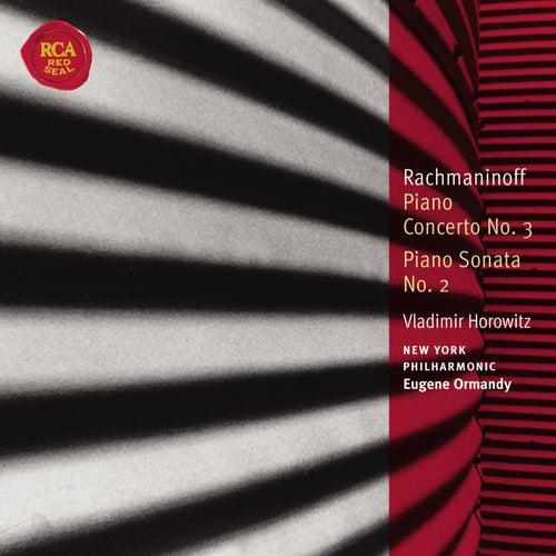 Rachmaninoff Piano Concerto No. 3 & Piano Sonata No. 2 by Vladimir Horowitz
