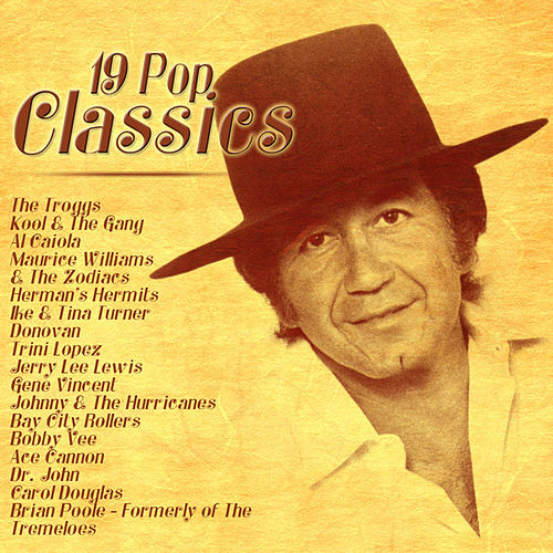 19 Pop Classics by Various Artists