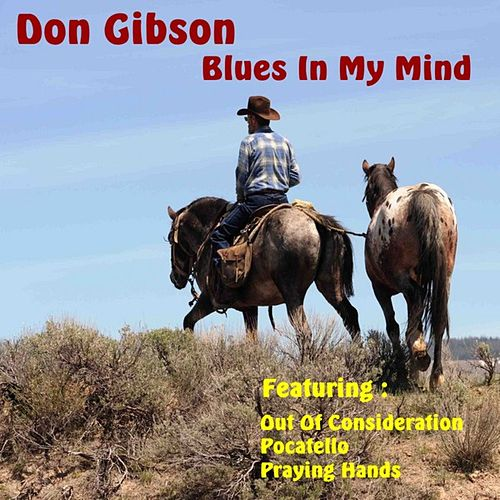 Blues in My Mind by Don Gibson