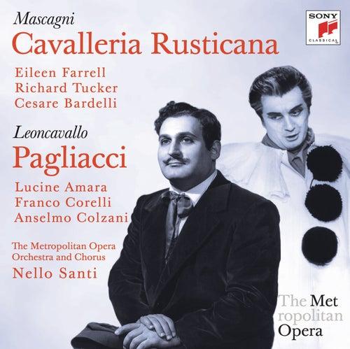 Play & Download Leoncavallo: Pagliacci / Mascagni: Cavalleria Rusticana (Metropolitan Opera) by Nello Santi | Napster