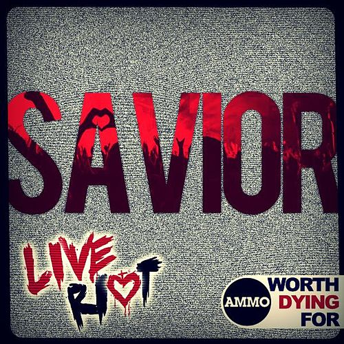 Play & Download Savior [feat. Christy Johnson] - Single by Worth Dying For | Napster