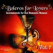 Boleros for Lovers Volume 7 by Kike Fernández