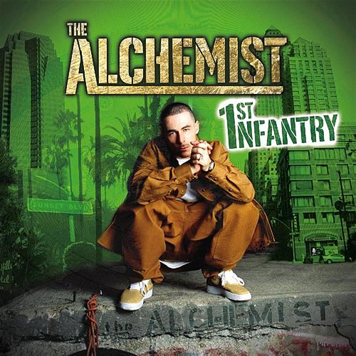 1st Infantry by The Alchemist