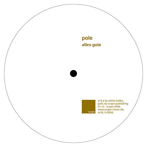 Play & Download Alles Gute / Alles Klar by Pole | Napster