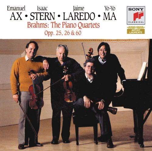 Brahms: Piano Quartets (Remastered) by Yo-Yo Ma