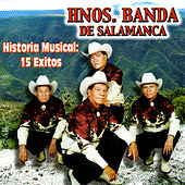 Play & Download Historia Musical 15 Exitos by Hnos. Banda de Salamanca | Napster