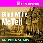 Play & Download McTell Alley (The Blues District) by Blind Willie McTell | Napster