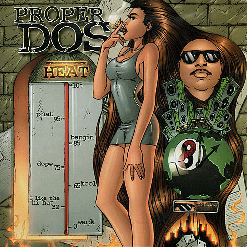Play & Download Heat by Proper Dos | Napster