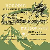 On the Steppes of Central Asia / Night on the Bare Mountain by Ernest Ansermet