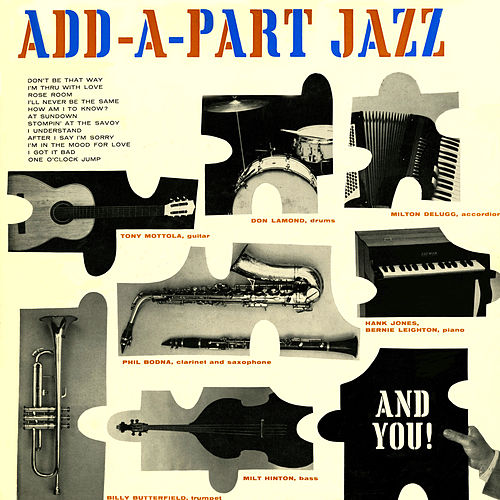 Add-a-Part Jazz de Milton DeLugg