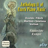 Czech Piano Anthology Vol. II Dvorak, Fibich, Martinu, Smetana, Vorisek) by Radoslav Kvapil
