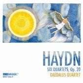 Play & Download Daedalus Quartet: Haydn Recording by Daedalus Quartet | Napster