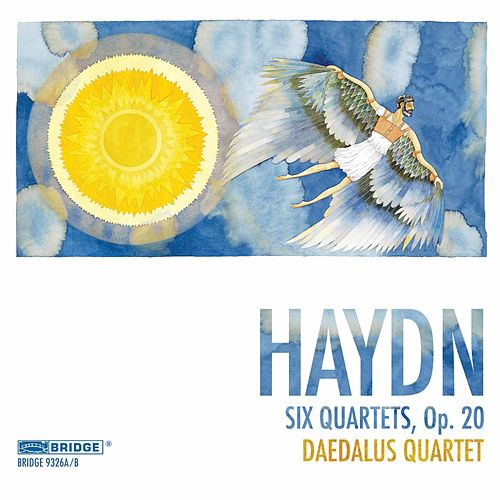Play & Download Daedalus Quartet: Haydn Recording by Daedalus Quartet | Napster