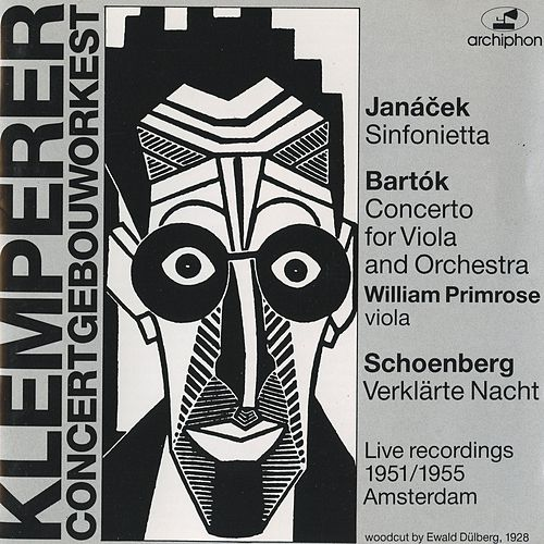 Play & Download Klemperer Concertgebouworkest (1951, 1955) by Otto Klemperer | Napster