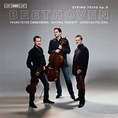 Beethoven: String Trios, Op. 9 by Trio Zimmermann